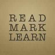 Read Mark Learn
